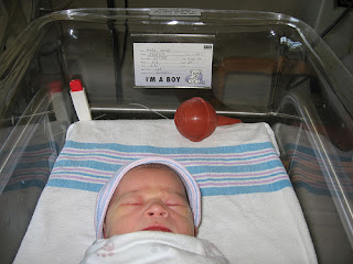 Image: David in his hospital bassinet, by Jessica Merz on Flickr