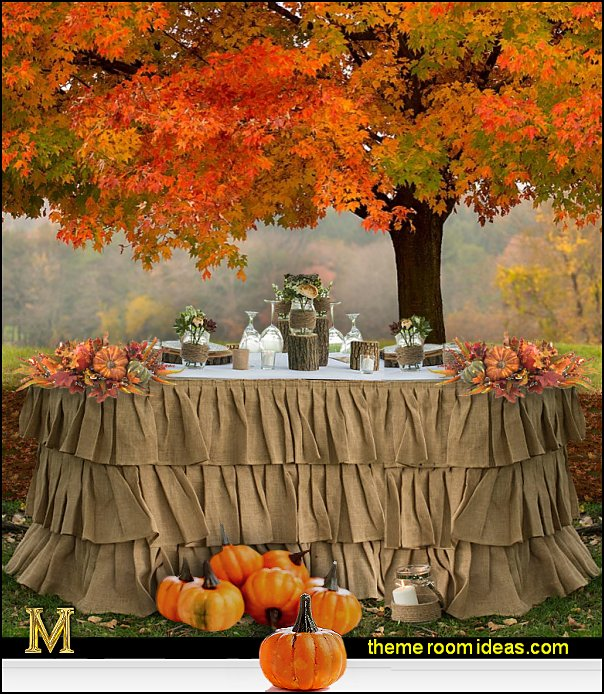 Thanksgiving table decorations fall decorating seasonal party decorating ideas