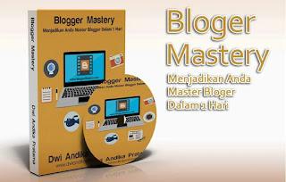 Jadi Master Blogger Dalam 1 Hari
