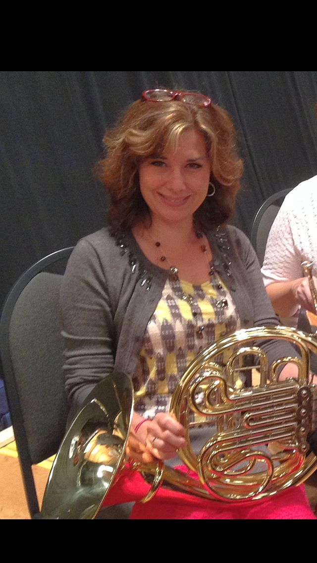 The Balanced Embouchure for Horn  Jill K  Brown Pleased with BE Jill  this is wonderful news  indeed  Congrats  This is what we all hope  for when we start BE