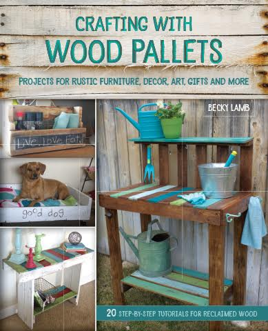givewaway, book, pallets, DIY, build it, paint, tools, http://bec4-beyondthepicketfence.blogspot.com/2015/10/dresser-redo-with-fusion-mineral-paint.html