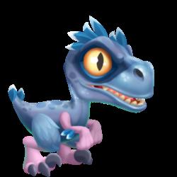 Dragão Fuxico (Bebê)