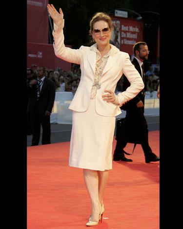 Meryl Streep Is The Real Inspiring Lady