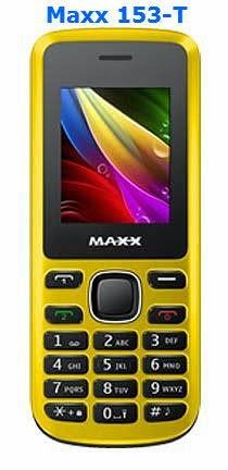 Maxx 153T Flash File