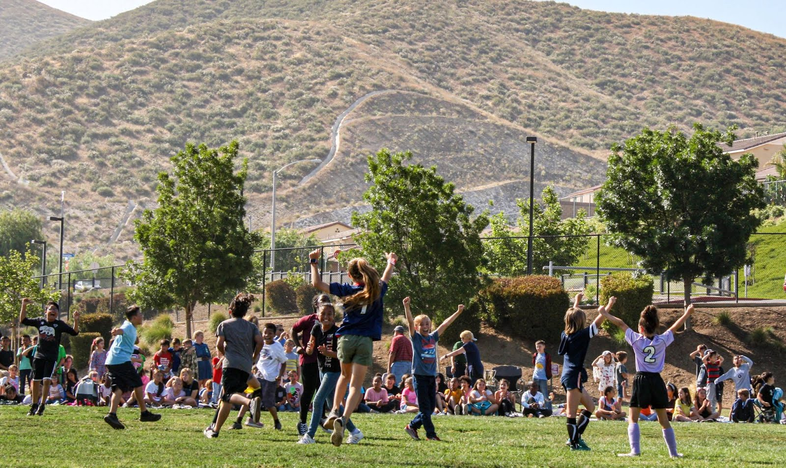 Anne Duarte Escort herk bouris students get soccer victory against teachers