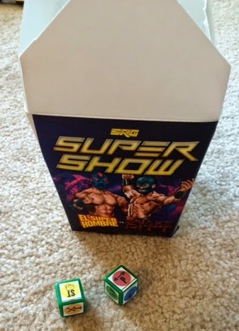 SuperShow game packaging
