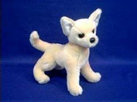 chihuahua plush stuffed animal ole douglas