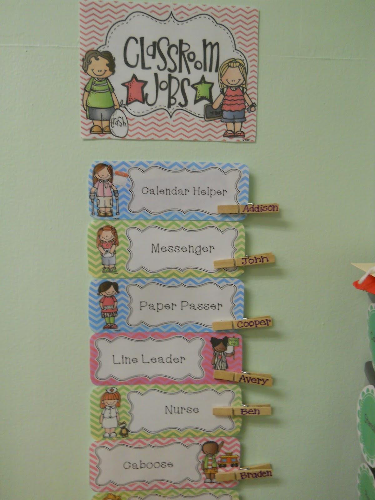 Love To Teach More Pictures Of My Kindergarten Classroom