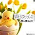 Krótkie życzenia wielkanocne - Wesołego Alleluja! / Fajne kartki online na Wielkanoc dla mamy na Facebooka