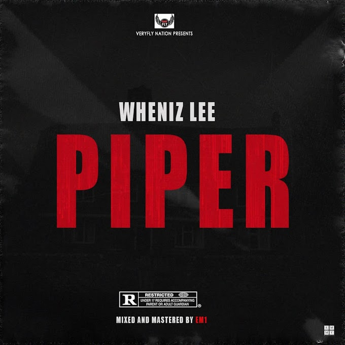 WHENIZ LEE_PIPER MP3 (HIT SONG) 2018