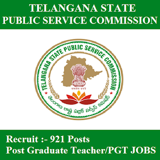Telangana State Public Service Commission, TSPSC, TN, Telangana, Teacher, TGT, PSC, Post Graduation, freejobalert, Sarkari Naukri, Latest Jobs, tspc logo