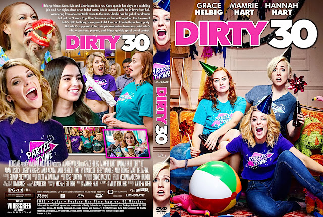 Dirty 30 DVD Cover
