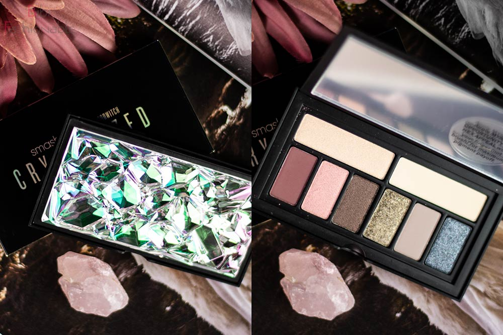 Smashbox x The Hoodwitch Crystalized Collection Cover Shot Crystalized Eye Palette