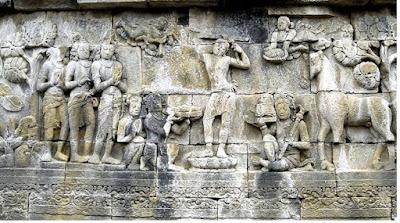 Seni rupa dan seni ukir akulturasi kebudayaan Hindu Budha di Indonesia - pustakapengetahuan.com