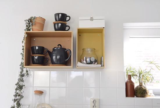 nichos na cozinha, cozinha, decor, home decor, a casa eh sua, acasaehsua, interior design, interior