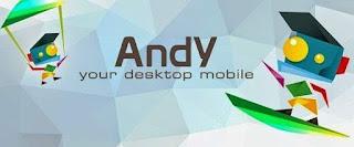 تحميل برنامج Andy Android Emulator برابط مباشر