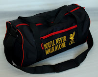 Jual Tas Travel Bag Bola Liverpool
