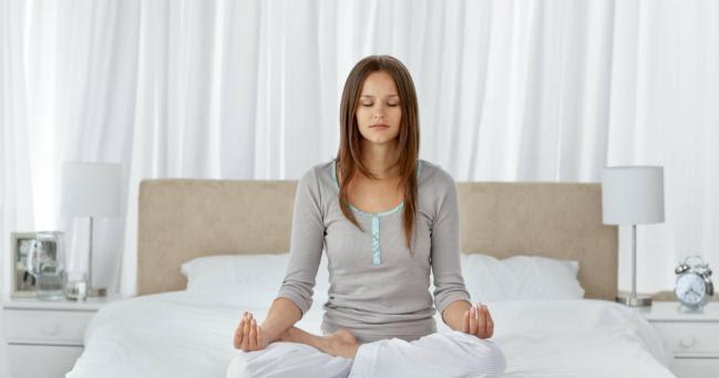 Meditacion para dormir las mejores tecnicas de la - Meditar en casa ...