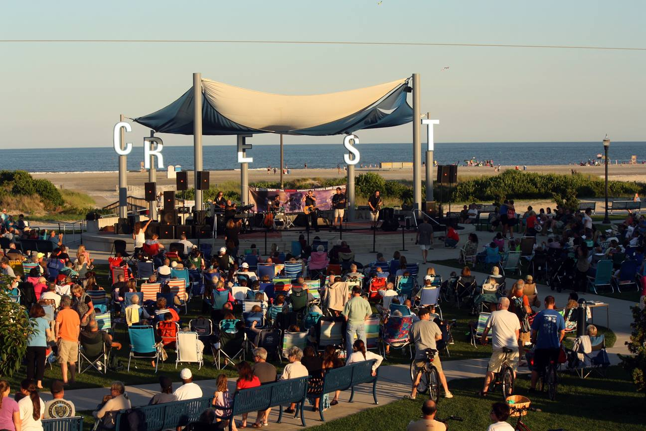 Wildwood 365 Crest Summer Music Series Kicks Off Tonight With Fusebox Road Fuse Box The Its 2018 Schedule Performing 730 Pm At Centennial Park Ocean Avenue Fern