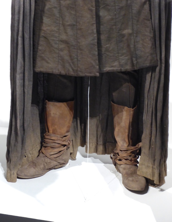 Ramsay Bolton costume boots Game of Thrones