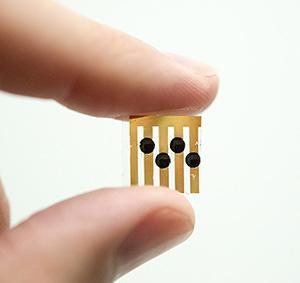 Il microchip per il naso artificiale di C2Sense