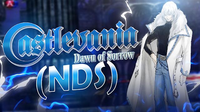 Castlevania: Dawn of Sorrow en Español Para Teléfonos Android (ROM NDS)