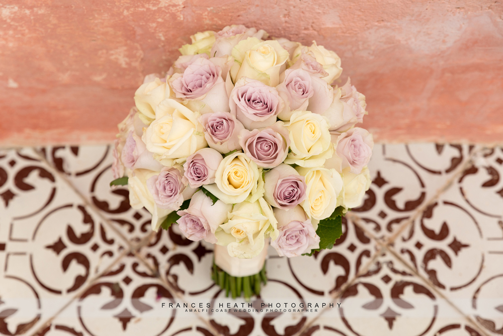 Wedding bouquet Positano