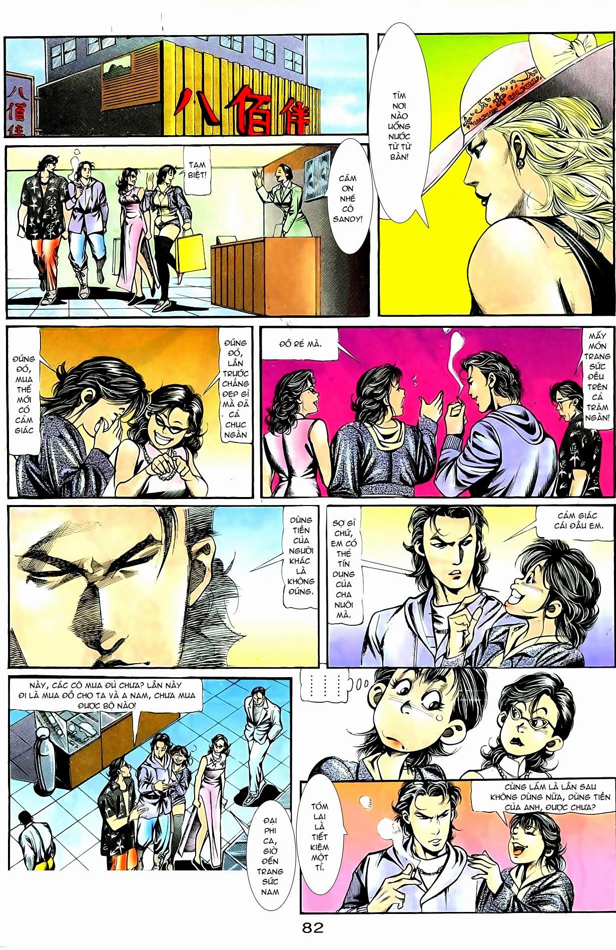 Người Trong Giang Hồ chapter 94: hoàng giả chi phong trang 13