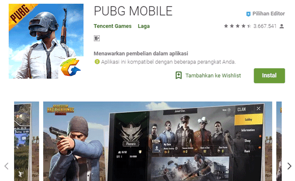 pubg mobile how to install