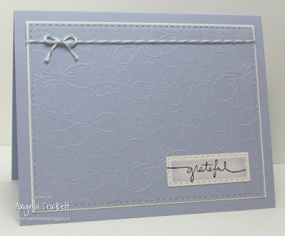 Card Designer Angie Crockett