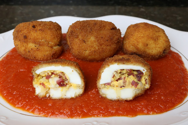 Huevos dobles
