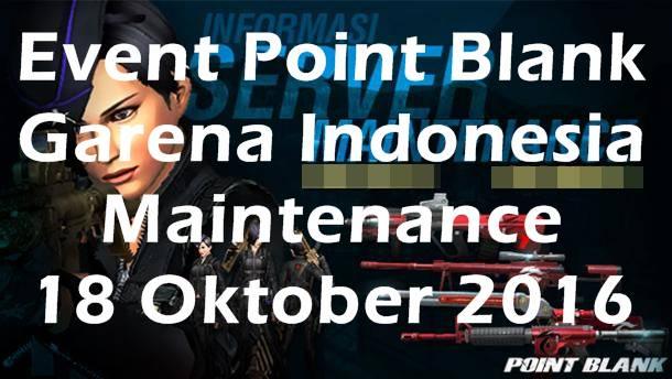 Event PB Garena 18 Oktober 2016 Dapatkan AUG A3 PBIC 2016 Gratis