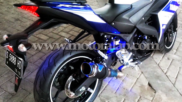 Termignoni GP Yamaha R25