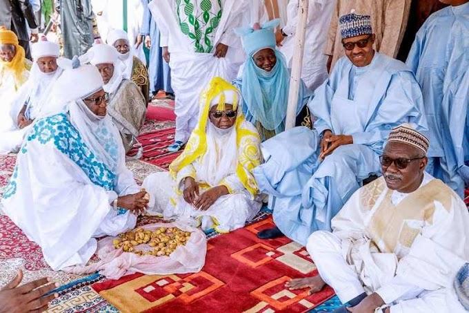 Father of Buhari's ADC's wife, Musa Umar kidnapped in Katsina