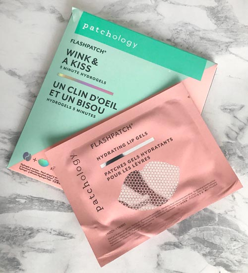 Patchology Wink & A Kiss 5 Minute Hydrogels
