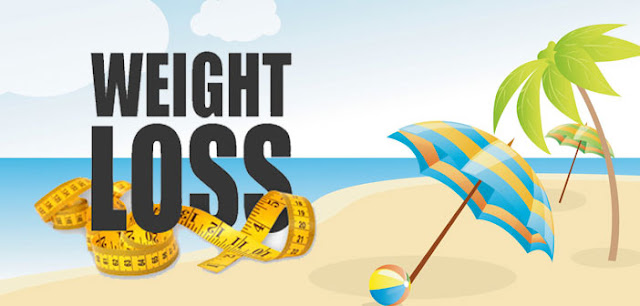 Summer, The Best Season To Loose Weight! Here's Why !