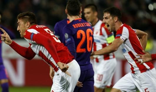 Hasil Pertandingan Red Star Belgrade vs Liverpool: Skor 2-0