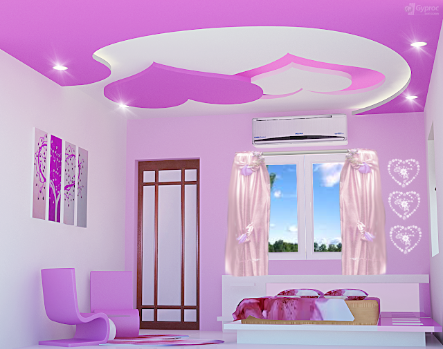 POP ceiling designs - plaster of paris designs