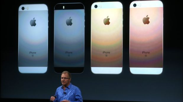 iphone 5 se colores