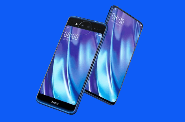 VIVO NEX Dual-Screen Edition now official with two displays, triple camera and 10GB of RAM