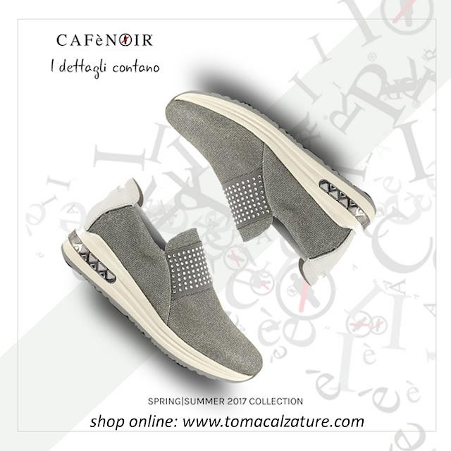 7697105a79 Con le slip-on Café Noir DA945 è come avere gioielli ai propri piedi ...