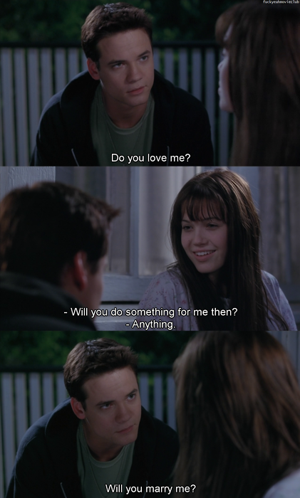 a walk to remember quotes movie - photo #21