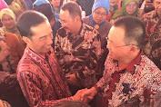 Jokowi Dijadwalkan Hadiri Christmas Flying Manado Skyline