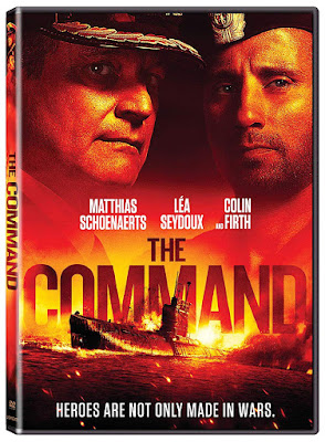 The Command 2018 Dvd