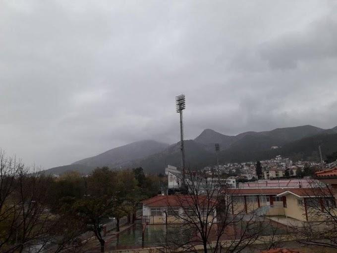 Βροχή με το τσουβάλι στην Ξάνθη – 53,8mm στον Γέρακα
