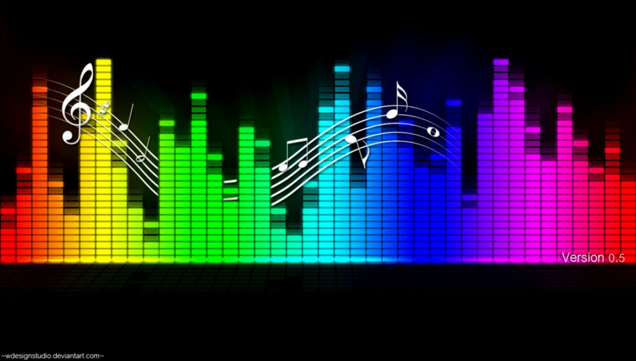Download Free 3d Music Equalizer Wallpapers Hd: Music Equalizer Wallpaper