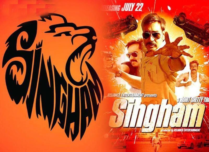 Singham 2 First Look Ajay Devgan Upcoming Movie ...