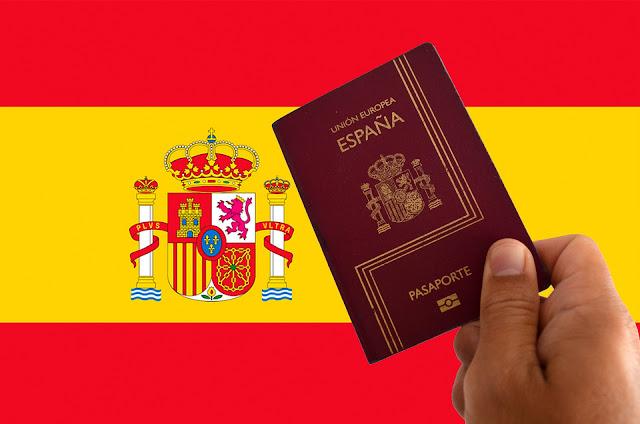 nacionalidade espanhola para bisnetos