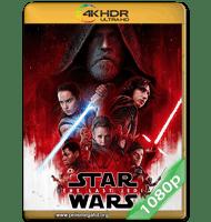 STAR WARS EPISODIO VIII: LOS ÚLTIMOS JEDI (2017) 4K 2160P HDR MKV ESPAÑOL LATINO