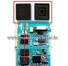Mobile phone ki pcb per cpu ic ki pahchan kaise kare